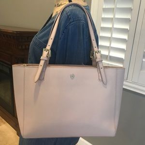 Small safiano leather authentic Tory Burch